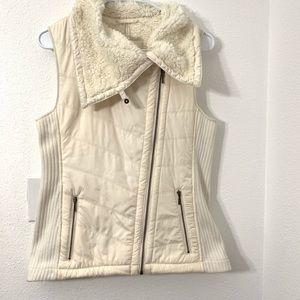 Prana diva vest sweater side size M